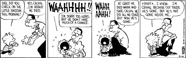 best Calvin and Hobbes comics