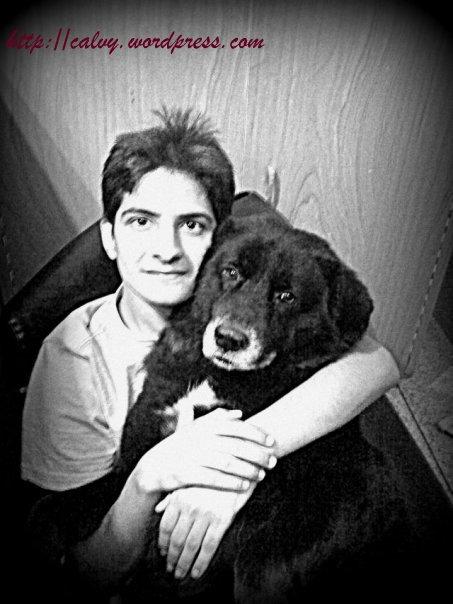 """kaalicharan """"dog with blog"""", Dog with Blog"""