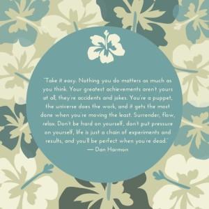 Dan Harmon quote