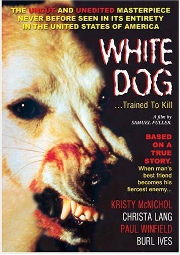 White dog Sam Fuller movie review