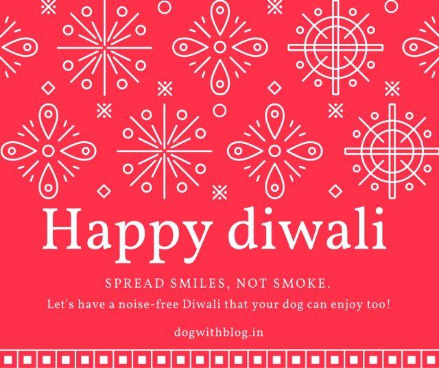 happy diwali dogs