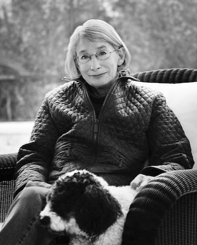 mary oliver dog lover