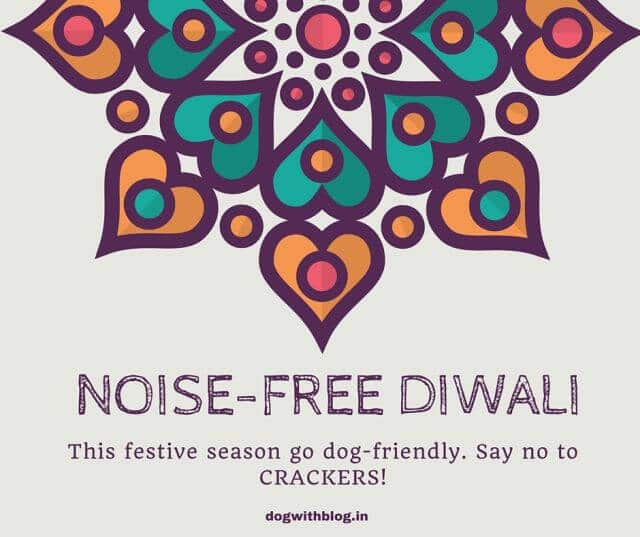 Noise-Free Diwali, say no to crackers