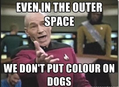 Star Trek Holi