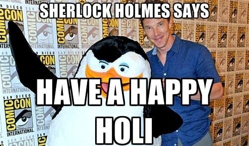 Holmes Holi
