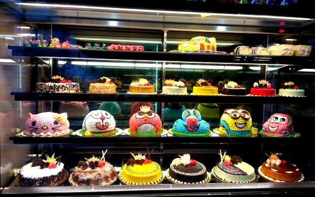 Hanoi cakes