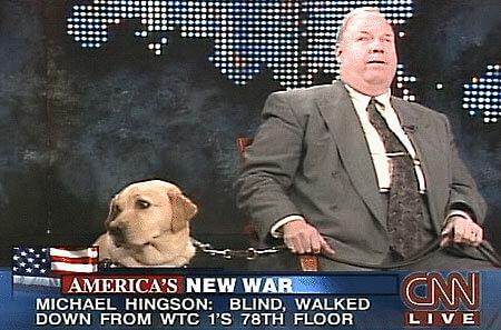 Roselle dog saved blind owner 9/11 attack
