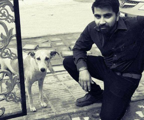 my best friend dog
