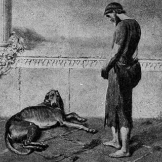 Odysseus Argos dog