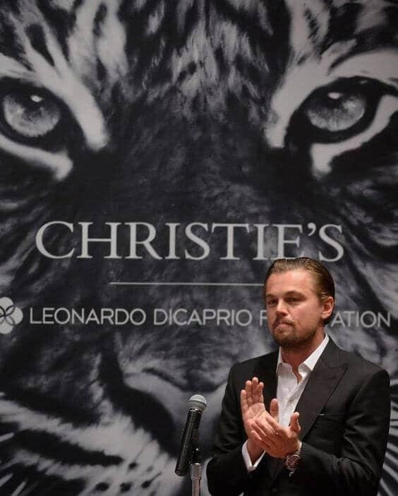 How Leonardo DiCaprio is saving planet Earth