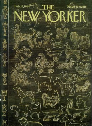 newyorker cover 1966