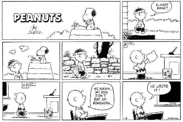 Why Snoopy Is The Absolutely Best Peanuts Comics Character