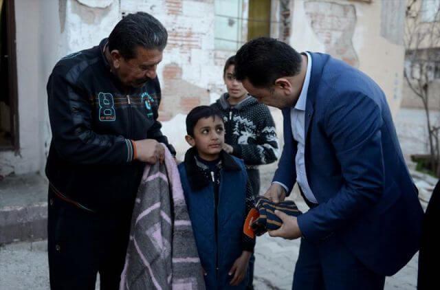 refugee boy awarded