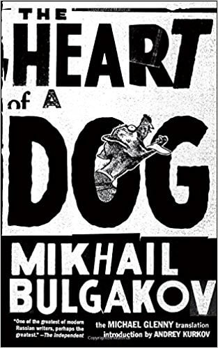 heart of a dog book