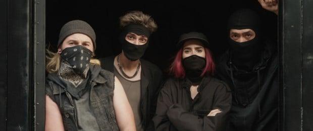 Okja ALF - Animal Liberation Front