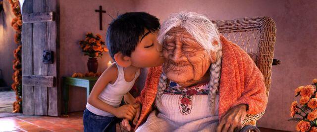 coco grandma