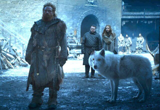 Ghost and Tormund
