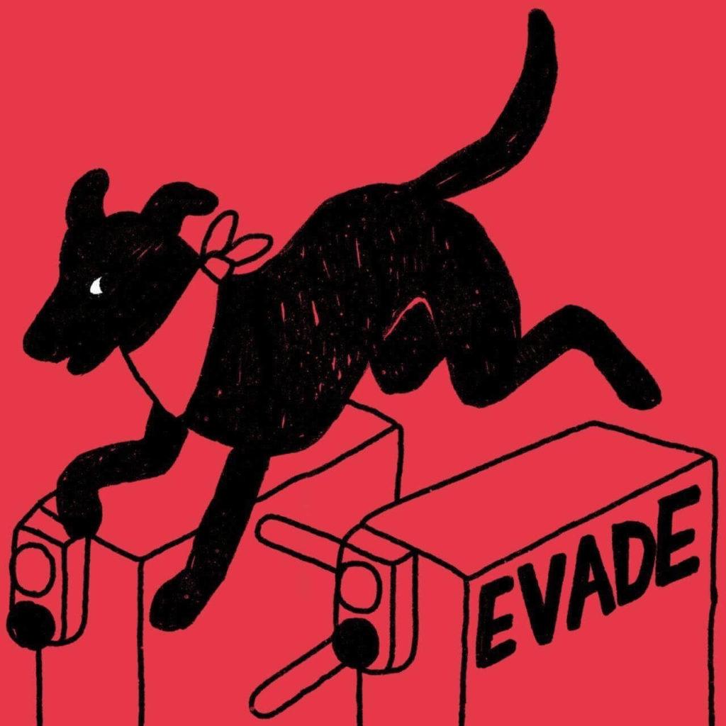 dog images protest