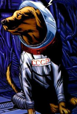 Cosmo space dog marvel